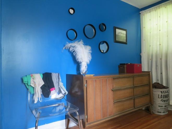 Master bedroom - dresser