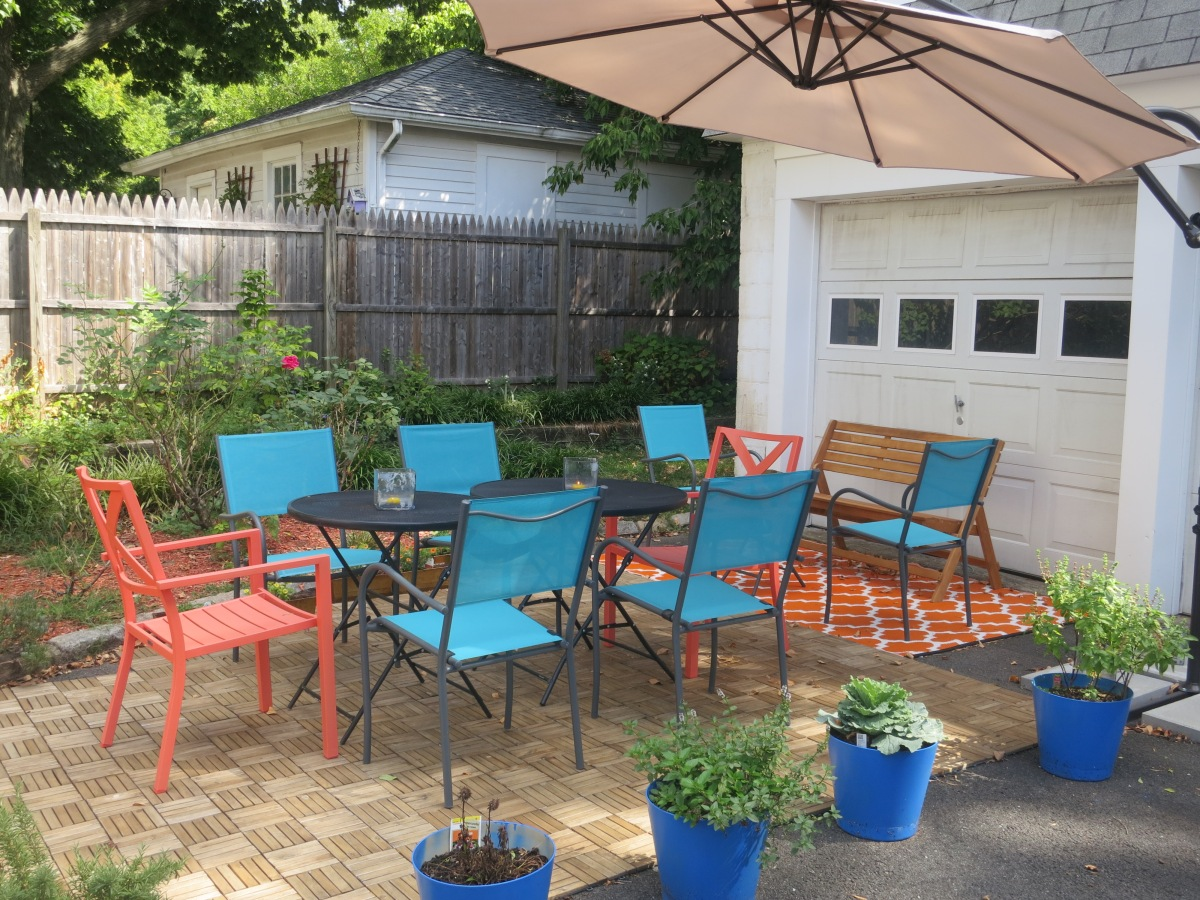 Backyard on a Budget – The 256 Project